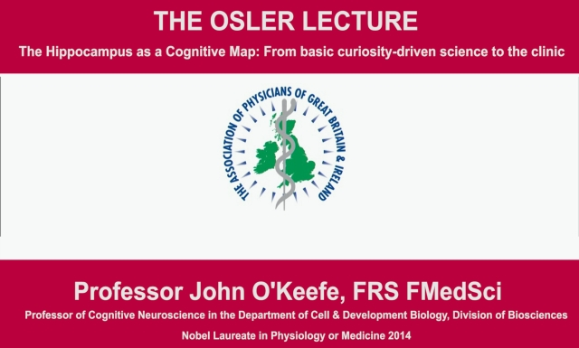 The Osler Lecture