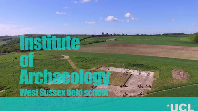 UCL Institute of Archaeology - Archaeology & Fieldwork