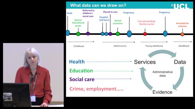 Drawing on Data conference 2017_Ruth Gilbert