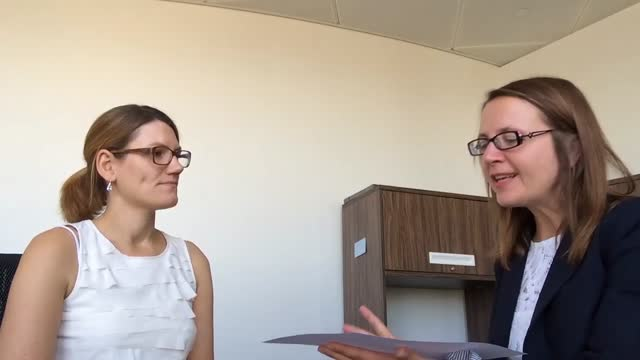 Research Interview with Verena Krause