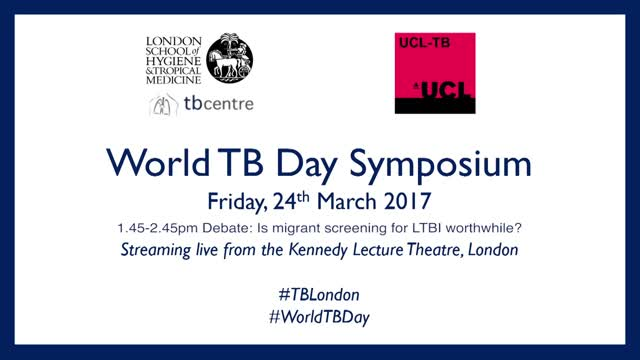 World TB Day 2017 Session three