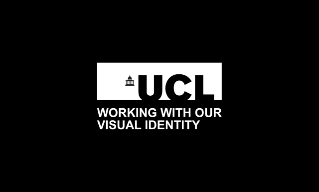 UCL Visual Identity Introduction